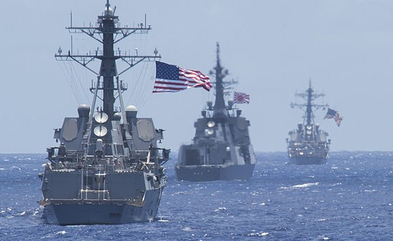 Partner Post – U.S.-China Relations: The Impact of Japan's New Security Law