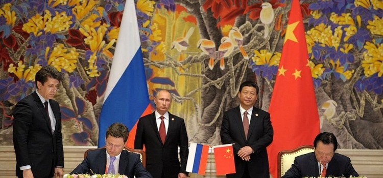 Partner Post – Challenges to Future Russia-China Energy Relations
