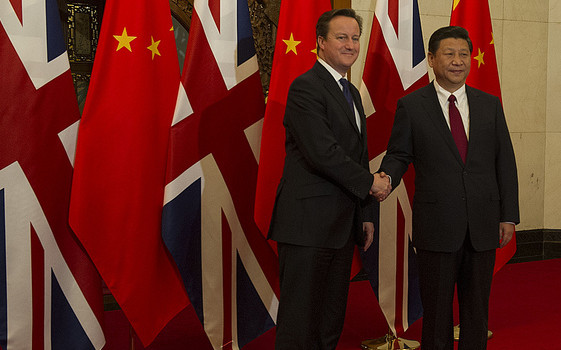 "Brexit: ""Lose-Lose"" Outcomes for China's Relations with the UK and EU"