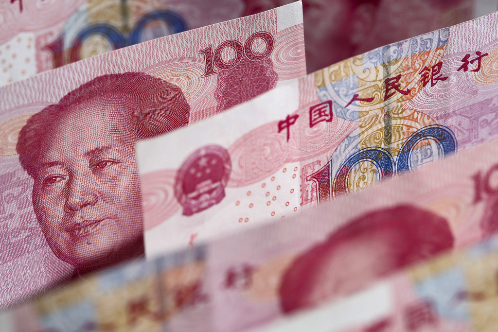 Images Of Chinese Yuan Banknotes