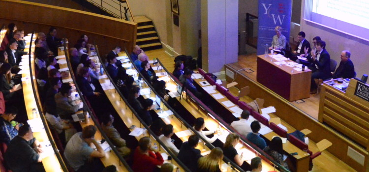 "YCW-Lau Conference Summary and Photos: ""China In 2050: The World Through Beijing's Eyes"""