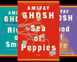 IBIS trilogy - Amitav Gosh