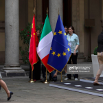 China as a Dividing Force in Europe