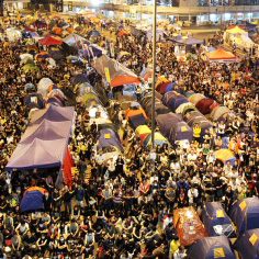 YCW Conversation – Occupy Central: What Next?