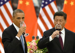 YCW Conversation – The China-US Climate Deal: Game Changer or Disappointment?