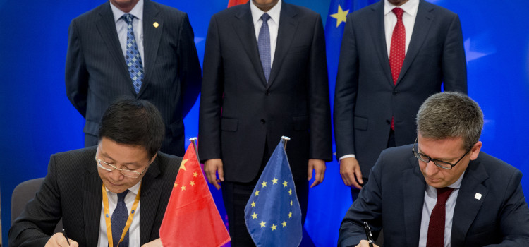 YCW Conversation – Part I: Scramble for China? European Countries Between Competition and Cooperation