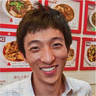 New York – Reinventing Chinese Food in New York with Jason Wang [Monday, April 25]