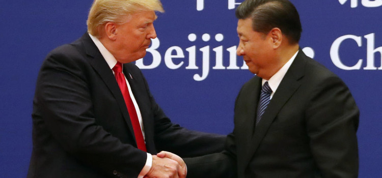 Views from the Ground: Stiff Handshakes and Turbulence in U.S.-China Trade