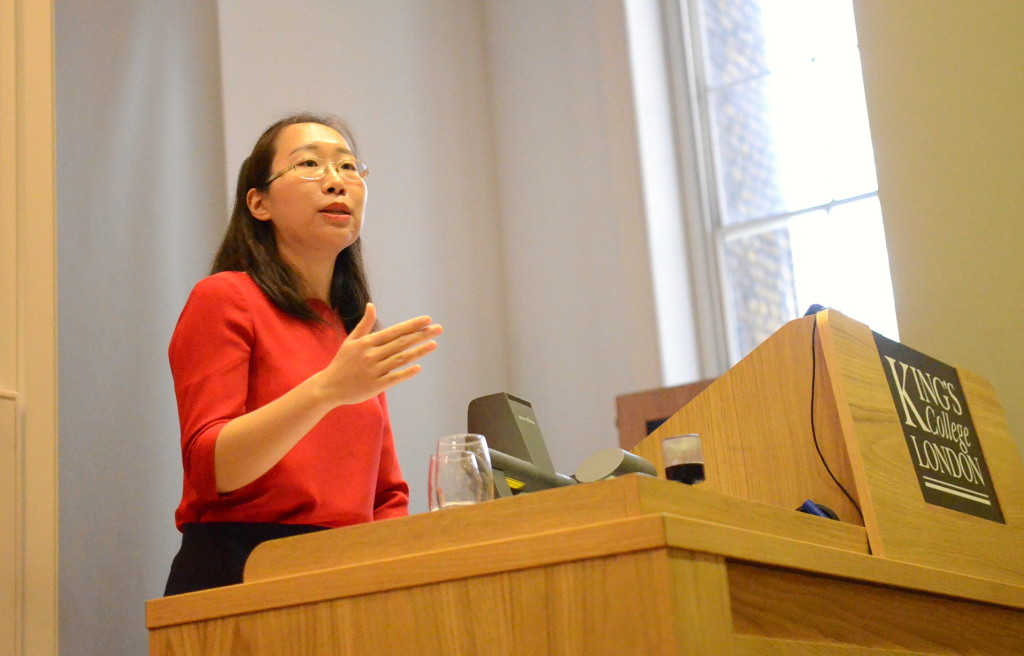 Yu Jie discusses China's policymaking bureaucracy