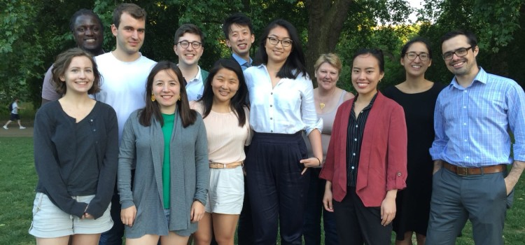 News – The First Year of the YCW London Mentorship Program
