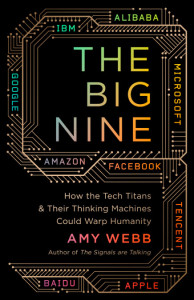Amy Webb Book Cover