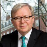 London – A conversation with Kevin Rudd on U.S.-China into 2020