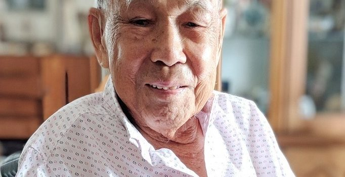 Singapore-World War II Flying Tigers – B-25 Bomber pilot Ho Weng Toh looks back at 99 years old (Tues, 22 Oct)