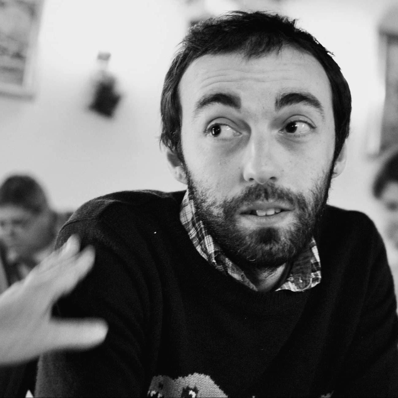 Stefan Rusinov headshot