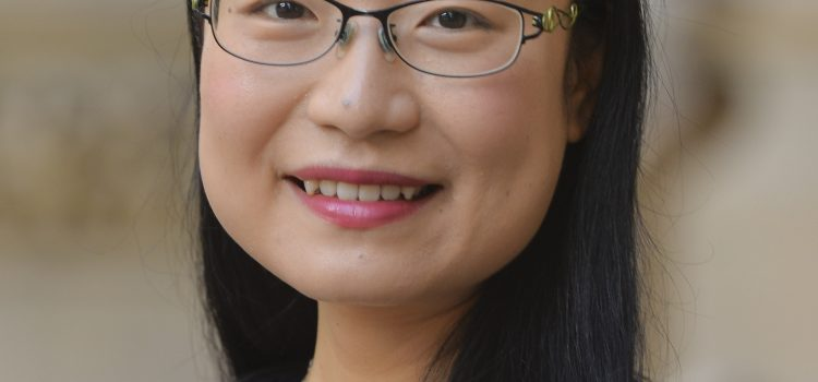Voices on China – Ketian Vivian Zhang Assistant Professor at George Mason University